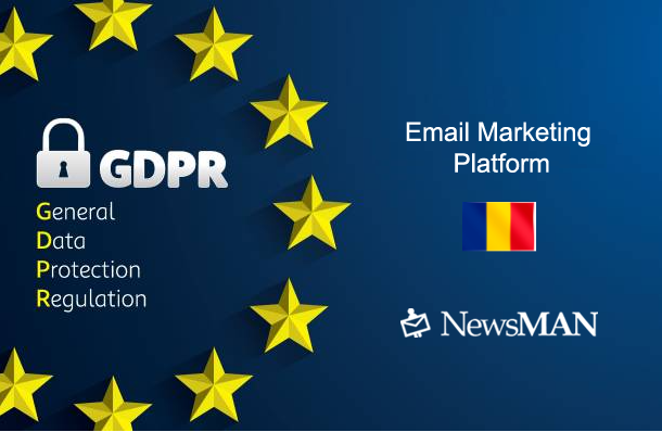 newsman email marketing gdpr comply